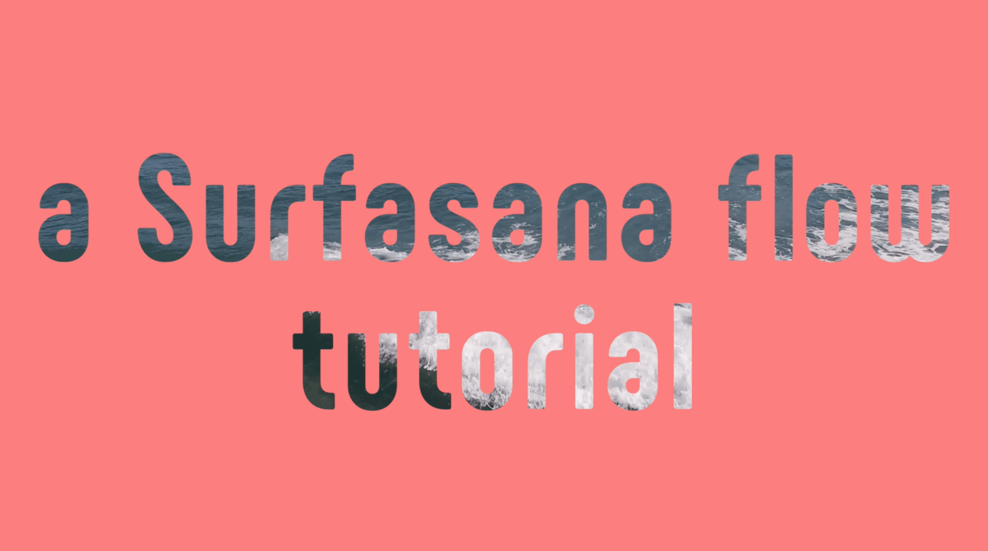 Surfasana Academy Tutorial: Surf Stance